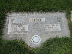 Aaron Leisle