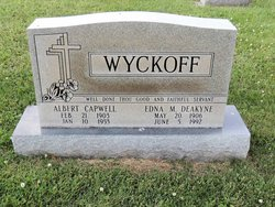 Albert Capwell Wyckoff