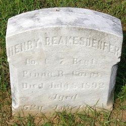 Henry Beamesderfer