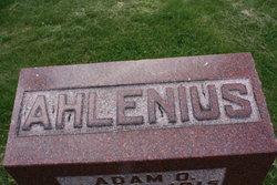 Adam O Ahlenius