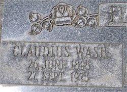 """Claudius Washington """"Claude"""" Flanders"""