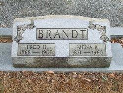 Mena <I>Karrer</I> Brandt