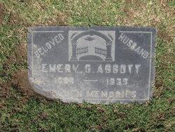 Emery G Abbott