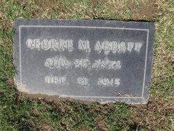 George M Abbott