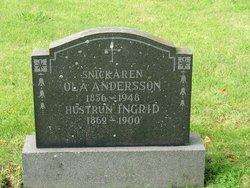 Ingrid <I>Nordblad</I> Andersson
