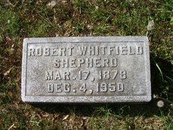 Robert Whitfield Shepherd Jr.