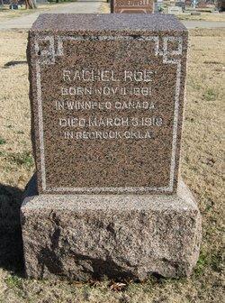 Rachel Roe