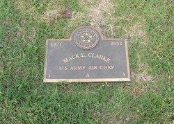 Mack Edward Clarke