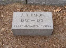 Jefferson Davis Bardin
