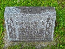Ferdinand Newman Bergen, Jr