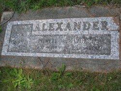 Violet E Alexander