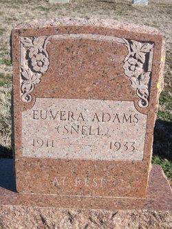 Euvera Snell Adams