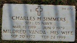 Mildred Vanda Simmers
