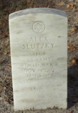 Alex Slutzky