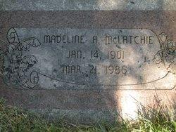 Madeline Artel <I>Smith</I> McLatchie