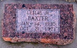 Leslie Baxter, Jr