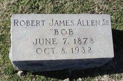 "Robert James ""Bob"" Allen, Sr"