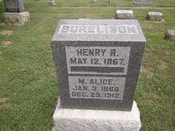 "Mary Alice ""Nettie"" <I>Pugh</I> Burelison"