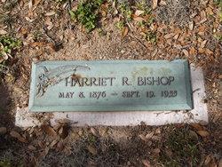 Harriet Flora <I>Robinson</I> Bishop