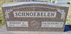Catharine R. <I>Jenn</I> Schnoebelen