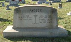 Emma Zilla <I>Ijames</I> Booe