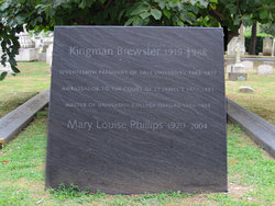 Mary Louise <I>Phillips</I> Brewster