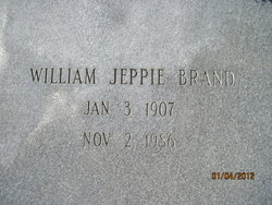 William Jeppie Brand