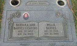 Barbara Ann Barnes-Capers
