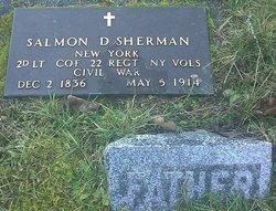 "Salmon Dickinson ""Sam"" Sherman"