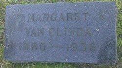Margaret Julia <I>Sherman</I> Van Olinda