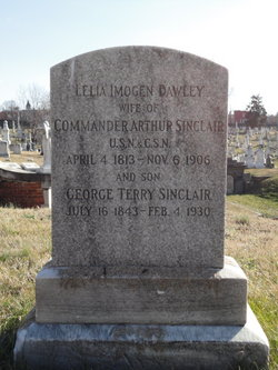 Lelia Imogen <I>Dawley</I> Sinclair