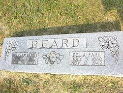 Delia Fare <I>Jamison</I> Beard