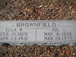 Ella Roberts <I>Shackelford</I> Brownfield