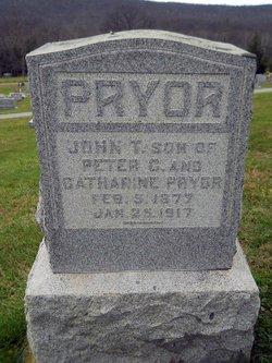 John T. Pryor