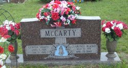 """Clarence Lester """"Blackie"""" McCarty"""