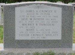 1LT James Allen Crowley, II