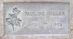 """Mrs Apollina """"Pauline"""" <I>Stachowiak</I> Marcinkiewicz"""