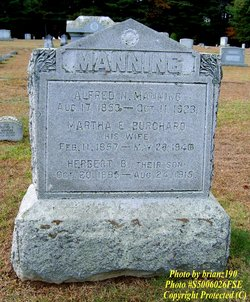 Alfred Nelson Manning