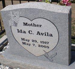 Ida C <I>Trujillo</I> Avila