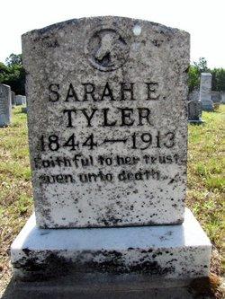 Sarah E Tyler