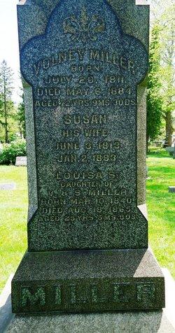 Susan <I>Thompson</I> Miller