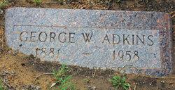 George W. Adkins