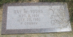 Ray Warriner Young