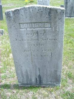 Louisa <I>Boyden</I> Nelson