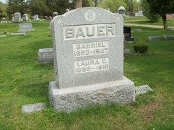"""Gabriel """"Gabe"""" Bauer"""