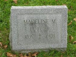Madeline M. <I>Alluisi</I> Puffer