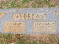 Mary Frances Andrews
