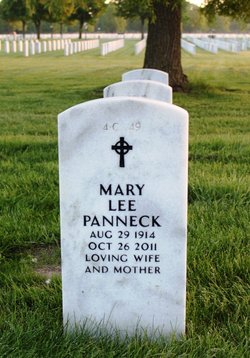 Mary Lee Panneck