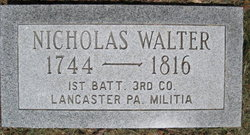 Nicholas Walter, Jr