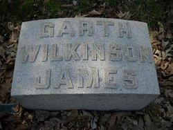 """CPT Garth Wilkinson """"Wilkie"""" James"""